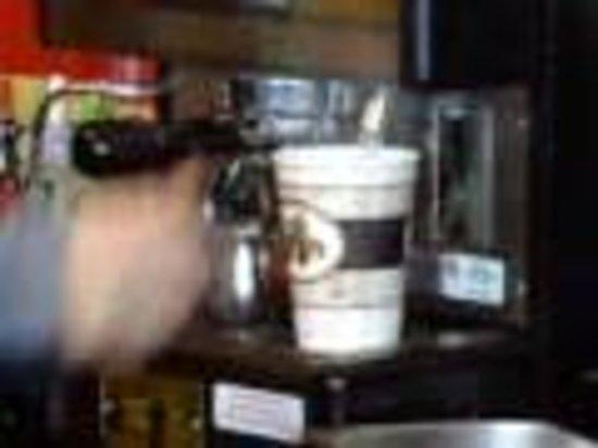 caffe americano صورة فوتوغرافية