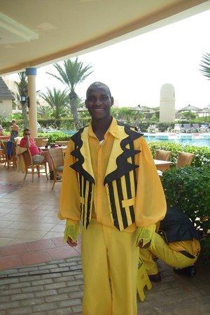 Clubhotel Riu Karamboa:                                     costume capoverdiano
