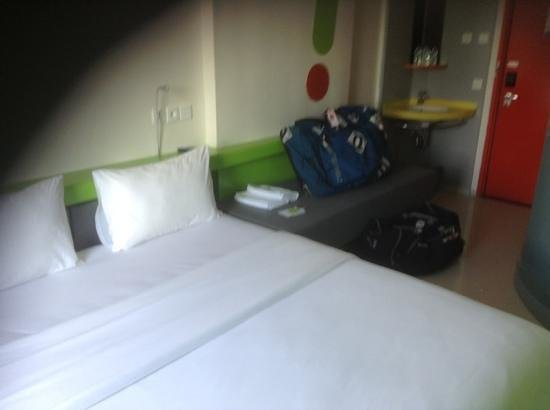 POP! Hotel Kuta Beach:                   This is what you get at POP! Boom!