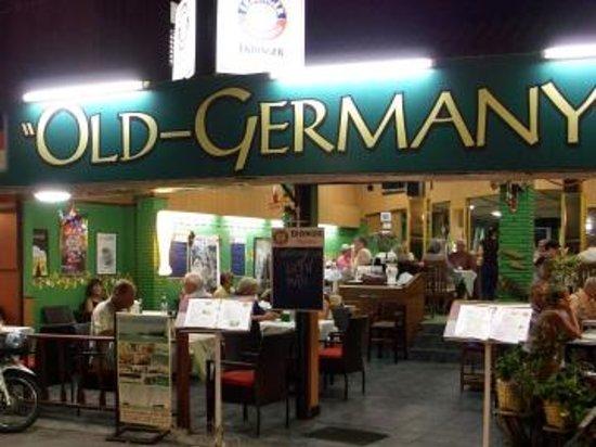 Old Germany Restaurant Hua Hin Photo
