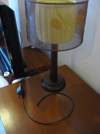 Icon 36 Hotel:                                     How to use this lamp??