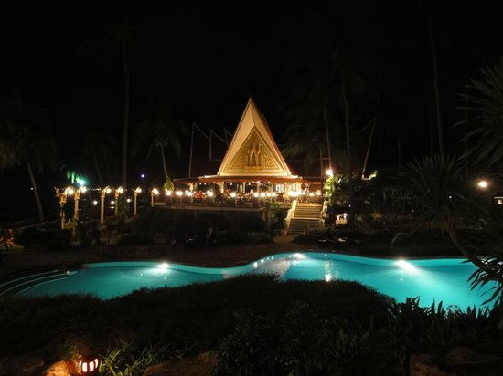 Panviman Koh Chang Resort:                   территория