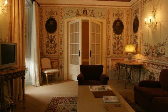 Pousada Convento de Evora: Royal Suite