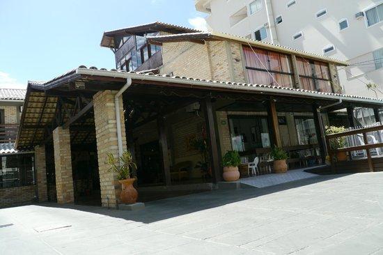 Hotel Pousada Silene:                   Frente de la posada