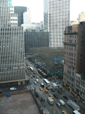 Renaissance New York Hotel 57:                   Exciting fashion week...the view from our room