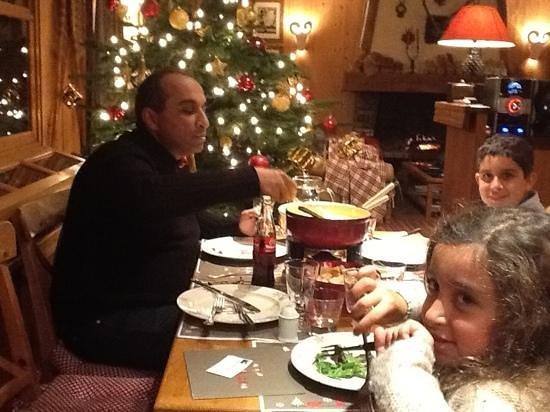 Terrass Park Hotel :                   the dinner