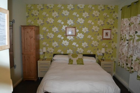 Great Western Arms: Room 4 Double En suite