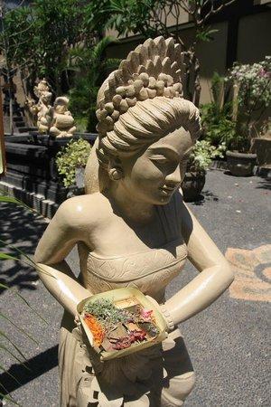 Risata Bali Resort & Spa:                   Garden