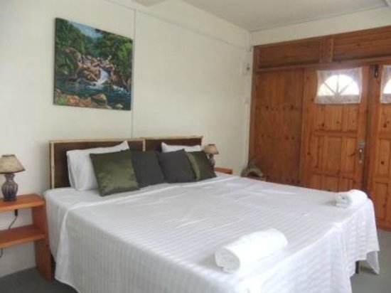 Serenity Lodges Dominica: Room