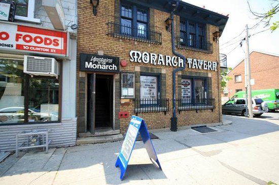 Photo of Bar The Monarch Tavern at 12 Clinton St, Toronto M6J 2N8, Canada