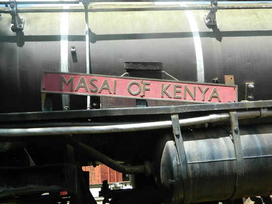 Railway Museum:                   Name change after independance