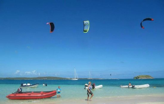 40Knots Kitesurfing & Windsurfing School Antigua 사진