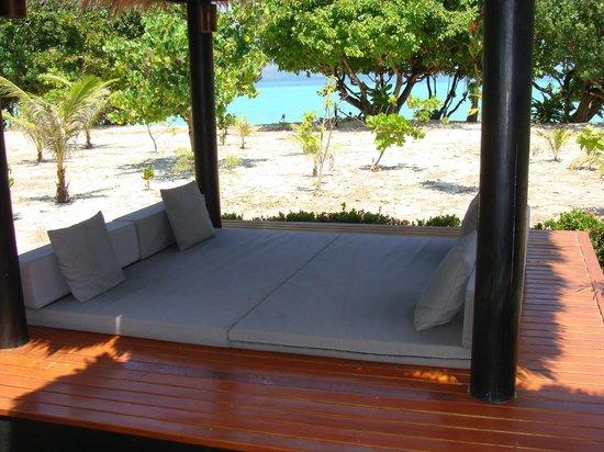 The Sevenseas Resort: espace repos à l'extérieur