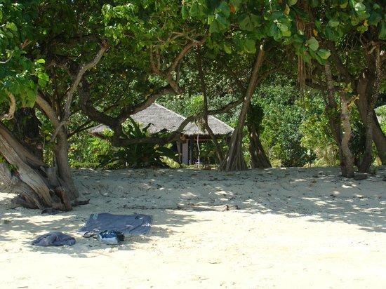 The Sevenseas Resort: chambre vue de la plage