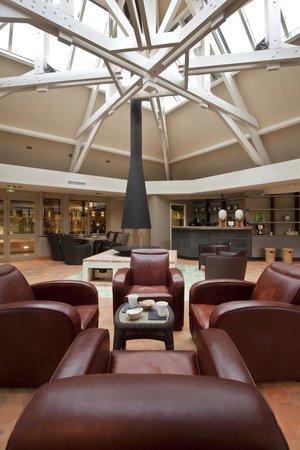 Spa Source La Roche Posay: Lounge Grignotage & Papotages