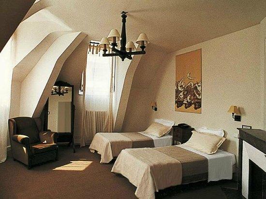 "maison garnier biarritz lits chambre ""twin"""