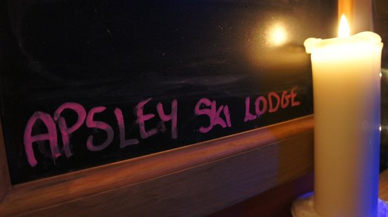 The Apsley Ski Lodge:                   Warm and Friendly Atmosphere