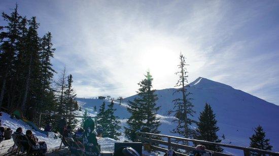The Apsley Ski Lodge:                   Excellent Ski Location