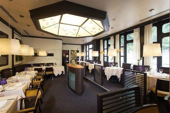 BEST WESTERN Hôtel de Dieppe : Restaurant