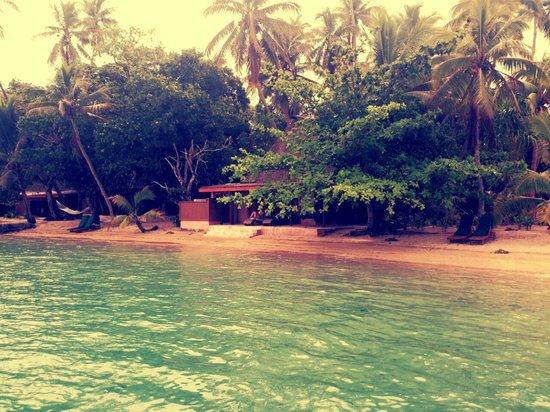 Toberua Island Resort:                   Bule 3