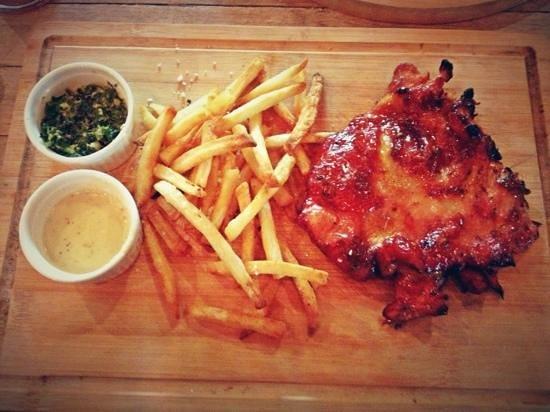 Warung Good Deal:                   grilled chicken