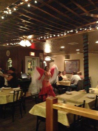 Greek Islands Restaurant INC :                   Belly Dancer