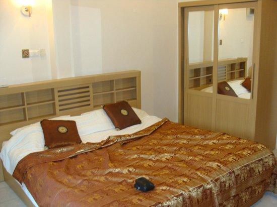 Sansuko Ville Bungalow Resort: literie