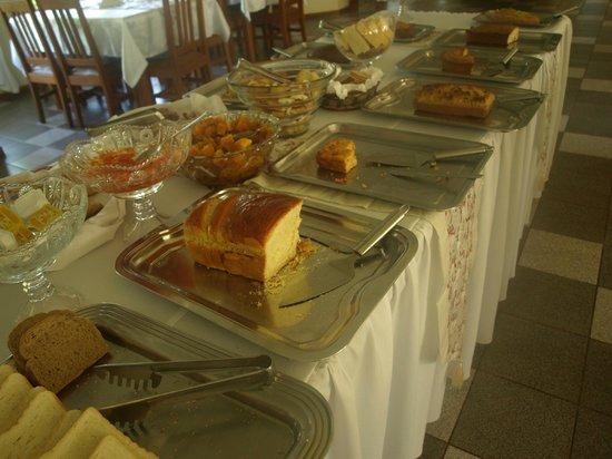 Canzi Cataratas Hotel:                   desayuno