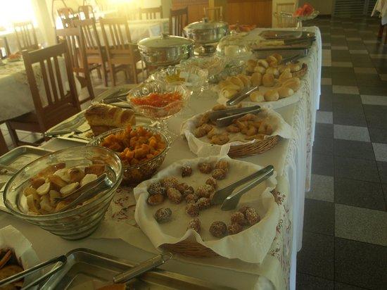 Canzi Cataratas Hotel:                   desayuno buffet