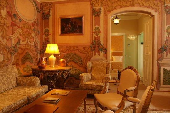Pousada Convento de Evora: Master Suite