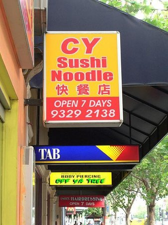 CY Sushi & Noodle