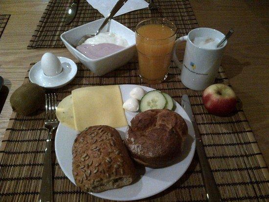 Midori Guesthouse:                   Breakfast