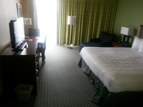 Aquarius Casino Resort: King Bed Room