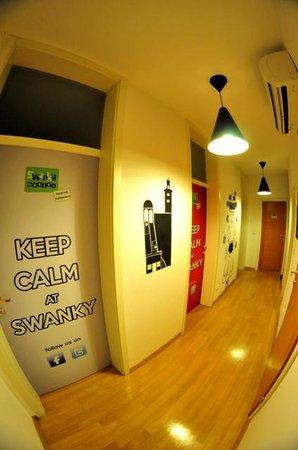 Swanky Crib Hostel