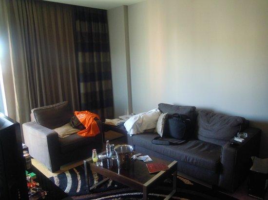 Eurostars Das Letras Hotel:                                     salotto suite 501