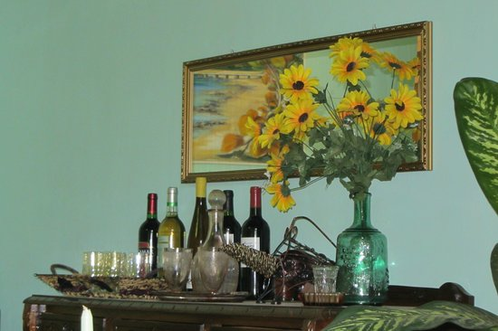 Hostal Buen Viaje:                                     casa interno