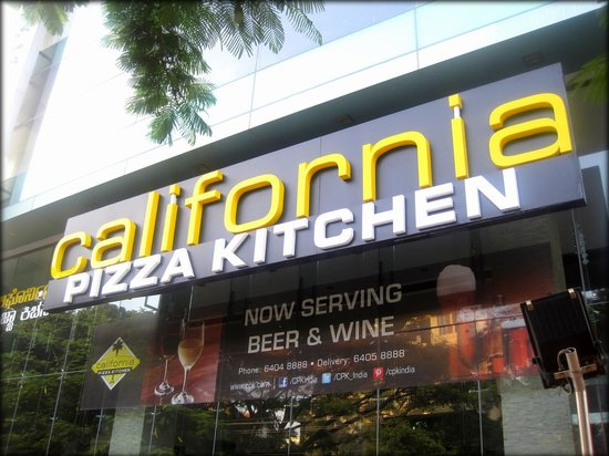 California Pizza Kitchen Phoenix Bangalore