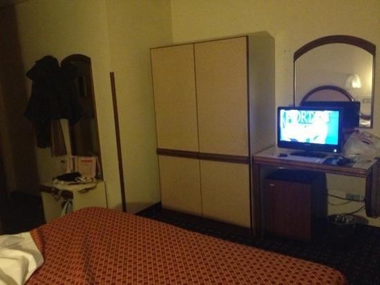 Hotel Aosta - Gruppo MiniHotel:                                     ingresso
