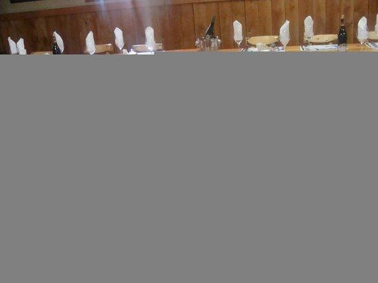 Maynard Lake Lodge: dinning
