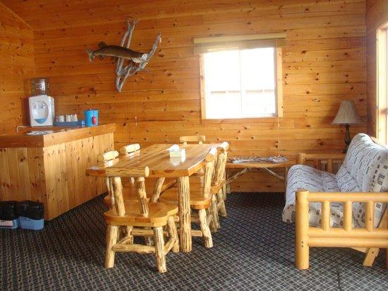 Maynard Lake Lodge: cabin