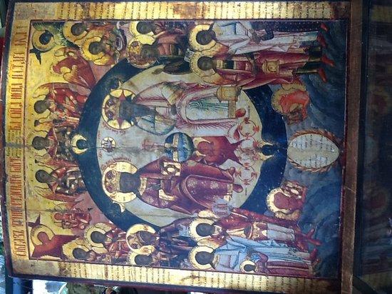 Dieffevintage: Icona russa cm 60x50 ca prima metà' dell'800