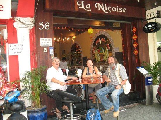un merveilleux moment a la Nicoise, Hô-Chi-Minh-Ville, Vietnam