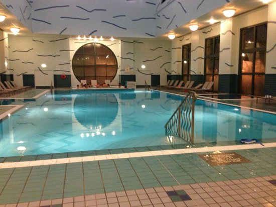 Piscine foto van disney 39 s hotel new york chessy for Piscine new york