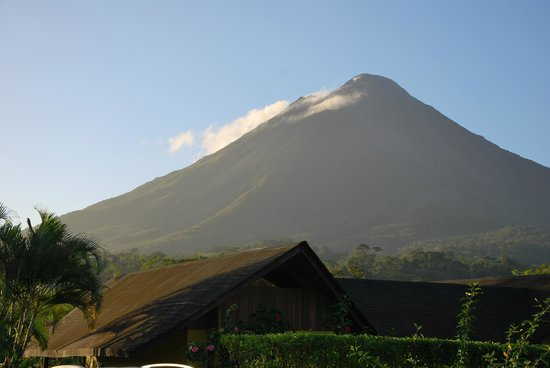 Hotel Campo Verde:                   Le volcan Arenl