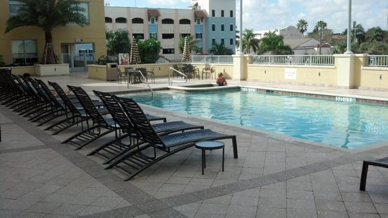 Hyatt Place Delray Beach:                   pool
