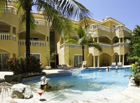 Hotel Villa Taina: Pool