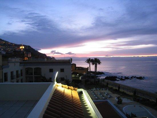Porto Santa Maria Hotel:                   Sunrise