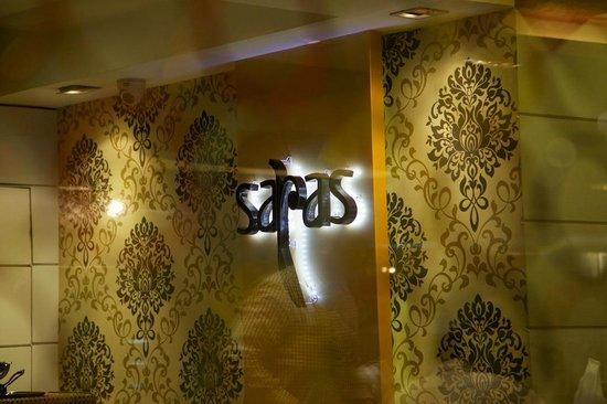 Saras, Pure Vegetarian Indian Restaurant: Saras.