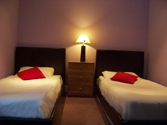Woodlands Lodge: Twin Room