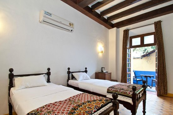 Hospedaria Abrigo de Botelho: Executive Rooms with twin beds